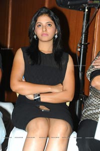 Anjali at Journey Audio Release