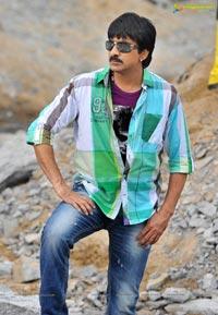 Ravi Teja Stills From Nippu