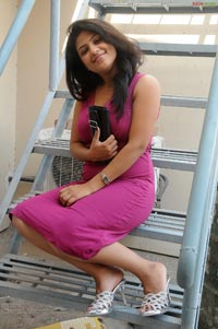 Supriya at Sasesham Trailer Launch