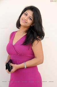Supriya at Sasesham Trailer Launch