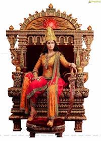 Anushka in Rudrama Devi