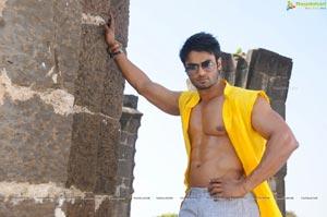 Sudheer Babu Six Pack