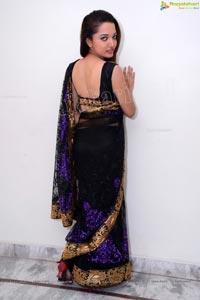 Arya Rao in Saree