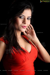 Gehna Vashisht Twitter Hot Photos
