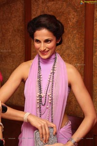 Shilpa Reddy at Hi Life Exhibition