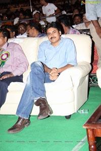 Pawan Kalyan at ICFFI 2013