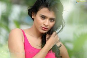 Kumari 21F Actress Hebah Patel