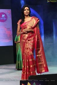Deepali Micky at Hyderabad Talwar League Launch
