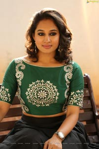 Pooja Ramachandran Devi Sri Prasad