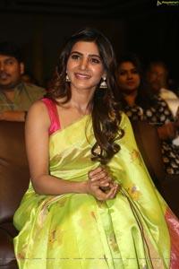 Samantha Akkineni Balakrishnudu Audio Release