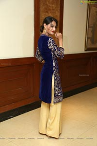 Nilofer Haidry Sutraa Fashion Exhibition
