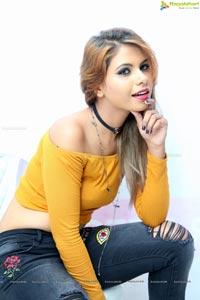 Neharika Jadhav Photos
