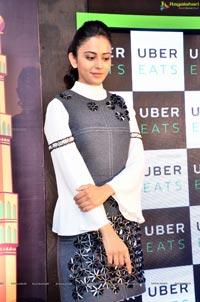 Rakul Preet Singh Uber Eats