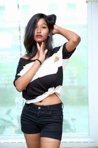 Model Ankitha