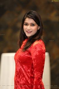 Mannara Chopra at TAA Virtuoso Awards 2018