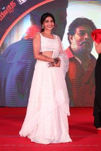 Aishwarya Lakshmi at Action Pre-Release