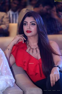 Akanksha at Action Pre-Release Event
