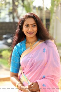 Aamani at Amma Deevena First Look Launch