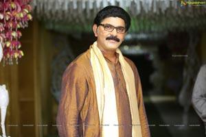 Anil Allam at Roja Serial Sets