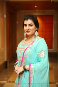 Archana Shastry at Sutraa Exhibition