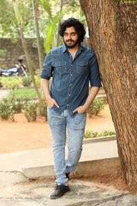 Chetan Maddineni at Beach Road Chethan Movie Interview