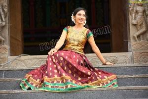 Durga Gade in Bangaru Panjaram Serial