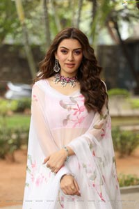 Hansika Motwani at TRK Press Meet