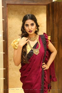 Jahnavi Rao With Jewellery