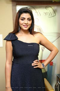 Lahari at Boss The Family Salon Launch