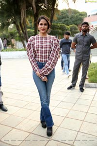 Lavanya Tripathi at Aditya Mehta Foundation Sporting Event