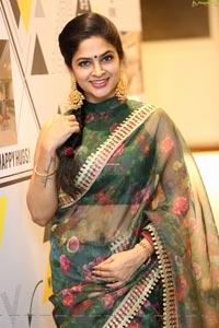 Madhumitha Sivabalaji at Tathasthu Launch