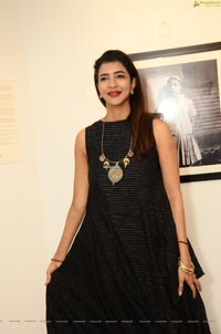 Manchu Lakshmi at Shrishti Art Gallery