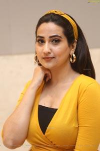 Manjusha at Action Pre-Release