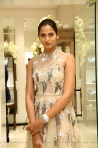 Mitali Rannorey at PMJ Jewels Collection Showcase