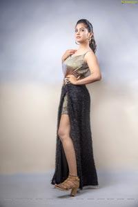 Mounika Guntuka Photoshoot