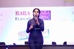 Anchor Nadia Hakani