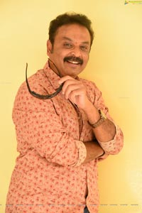 Actor Naresh Vijayakrishna