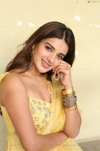 Actress Nidhhi Agerwal