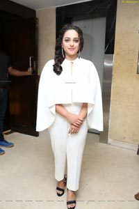 Nithya Menon at Frozen 2 Press Meet