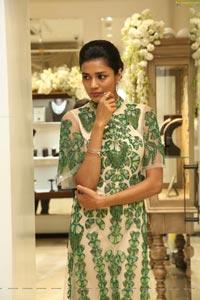 Pallavi at PMJ Jewels Collection Showcase