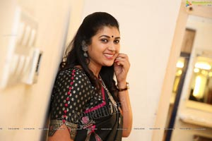 Pavithra Jayaram  at Ninne Pelladatha Serial Sets