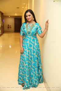 Princy B Krishnan at Trendz Exhibition