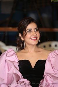 Raashi Khanna at Prati Roju Pandage Oo Baava Song Release