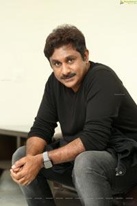 Raghu Kunche at Ragala 24 Gantallo Interview