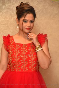 Shilpa Chakravarthy at Parari Movie Audio Launch