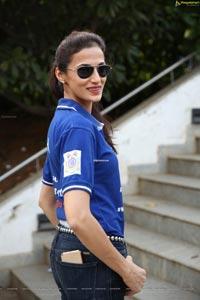 Shilpa Reddy at Aditya Mehta Foundation Sporting Event