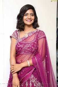 Shiva Jyothi at Brand Adda Showroom Launch
