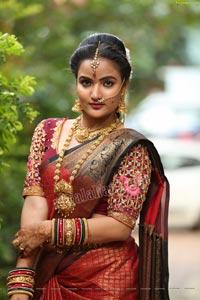 Siri Hanmanth in Agnisakshi TV Serial