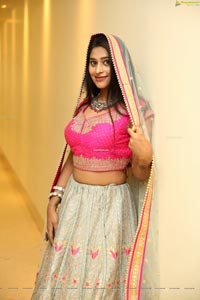 Shravani Varma at Trendz Exhibition