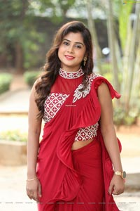 Sri Pallavi at Amma Deevena First Look Launch